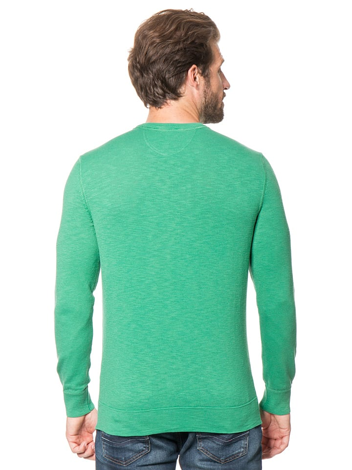Marc O'Polo Pullover in Grün