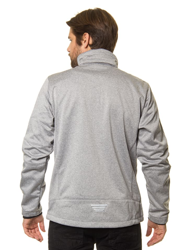 CMP Softshelljacke in Grau