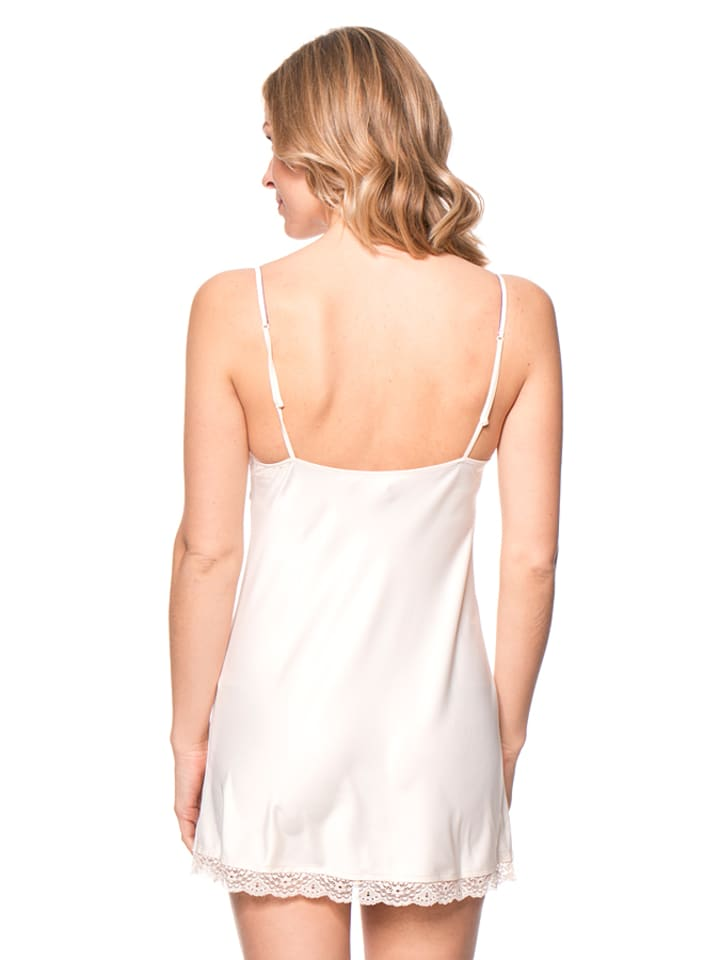 "Heidi Klum Intimates Nachthemd ""Sofia"" in Creme/ Lila"