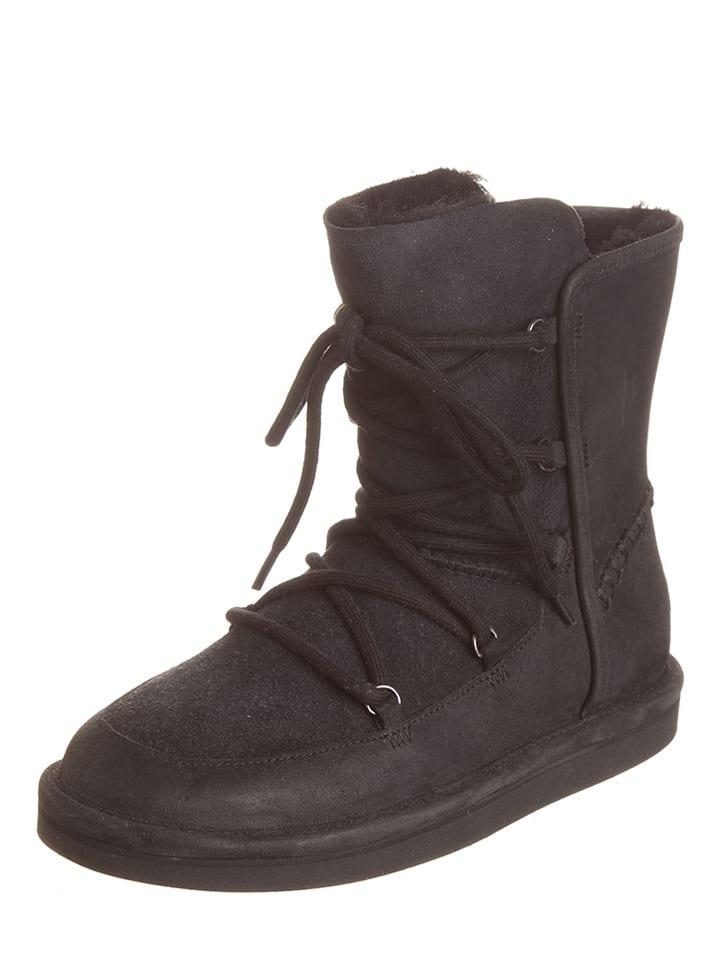 ugg boots schwarz 39