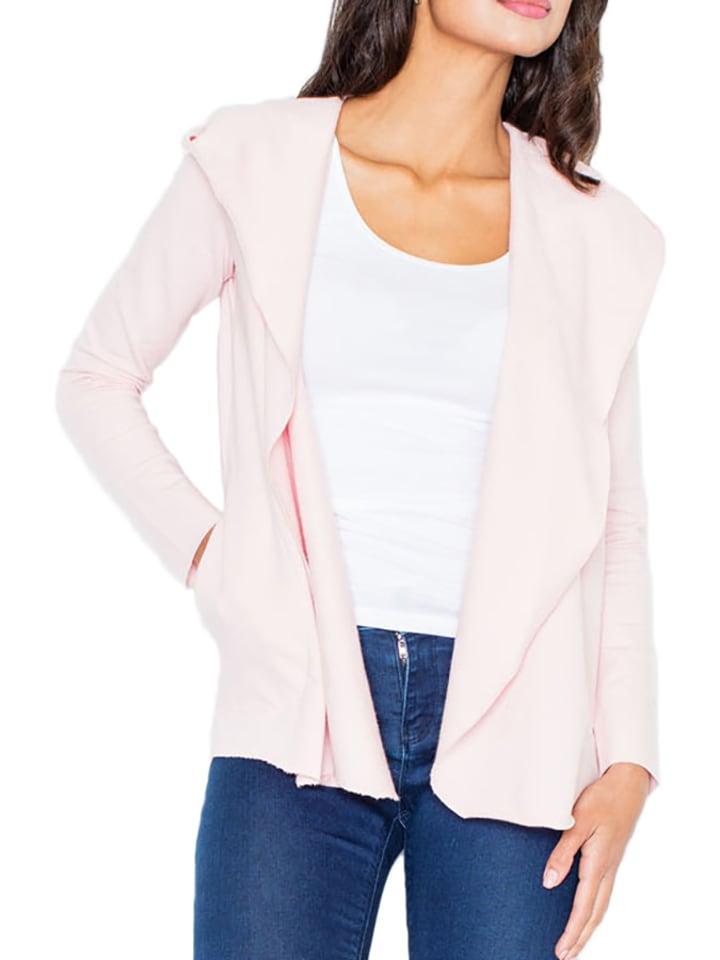 Figl Figl Kurze Jacken  in rosa
