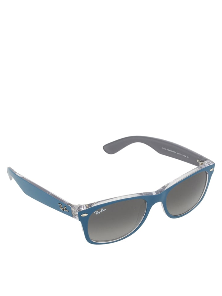 Ray Ban Unisex-Sonnenbrille New Wayfarer in Petrol - 25% Qeble7RLU
