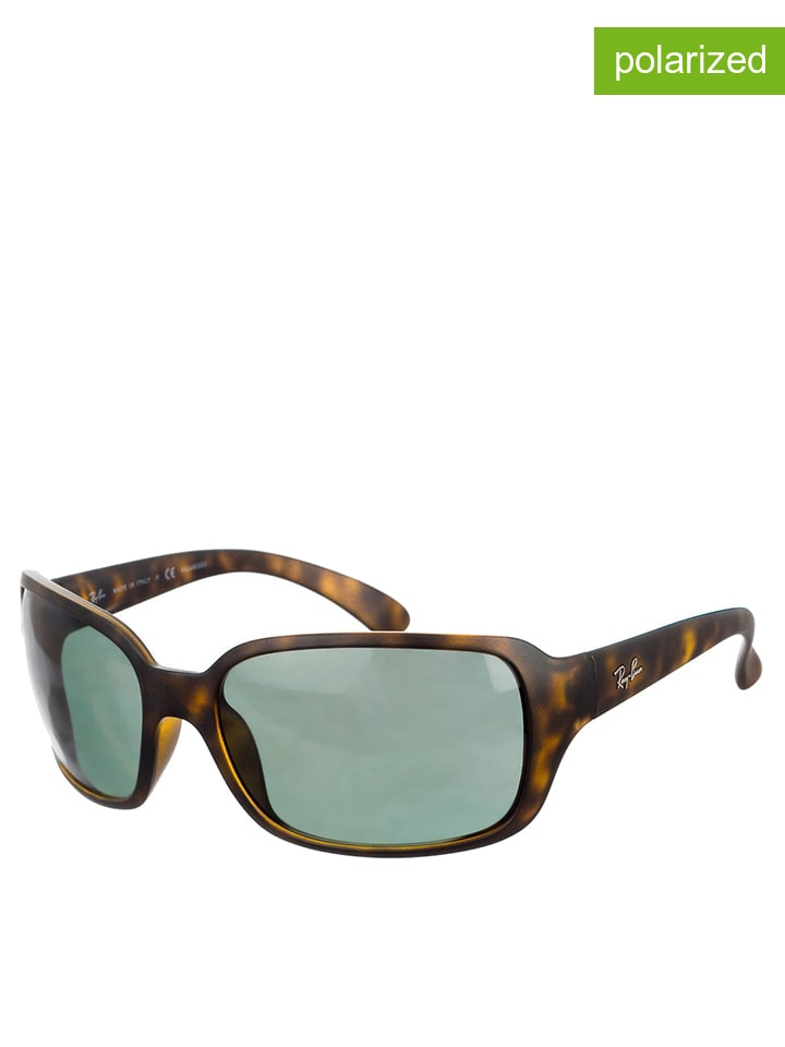 ray ban brille havana grün