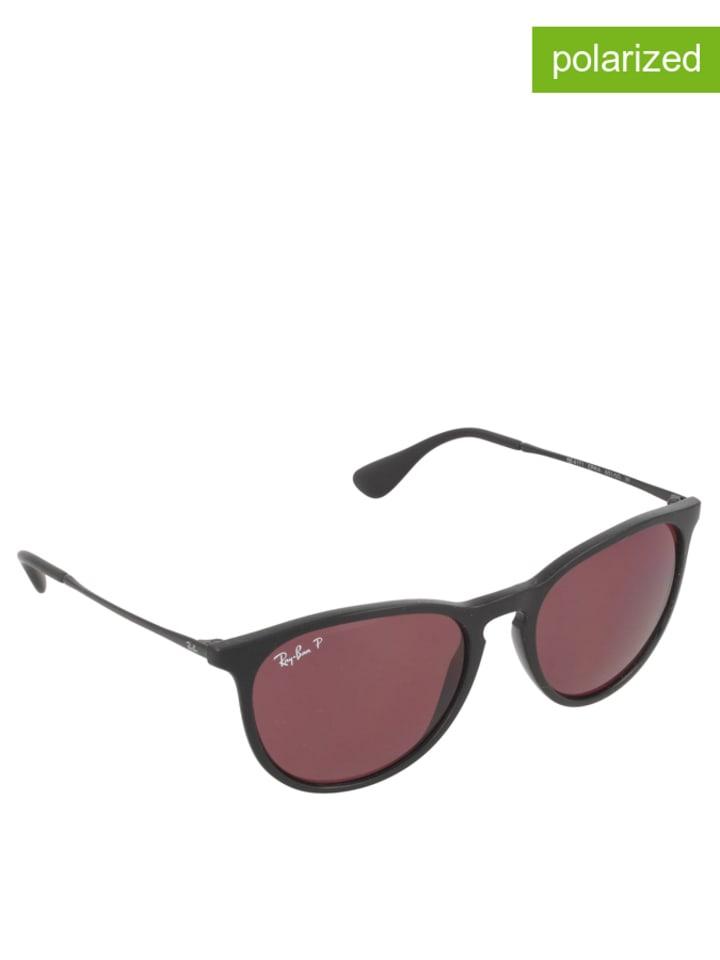 ray ban sonnenbrille erika schwarz