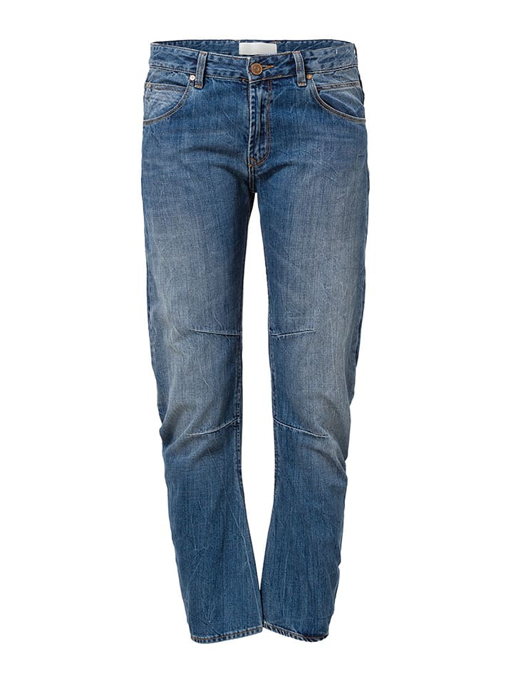 "Cross Jeans Jeans ""Jamiee"" - Loose fit - in Blau"