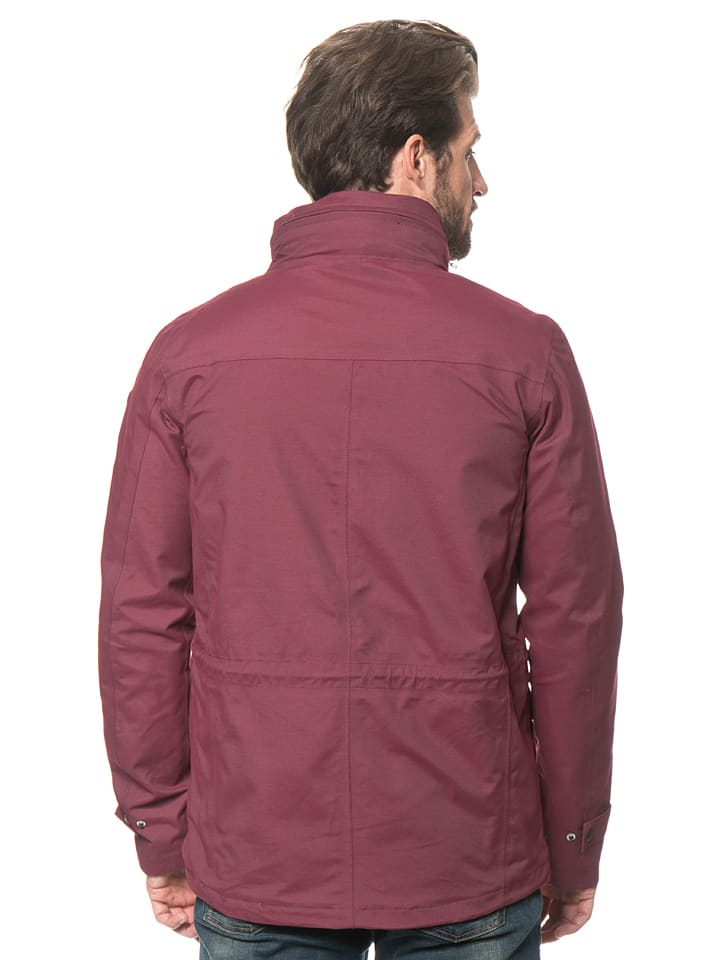 "Killtec Funktionsjacke ""Kien"" in Bordeaux"