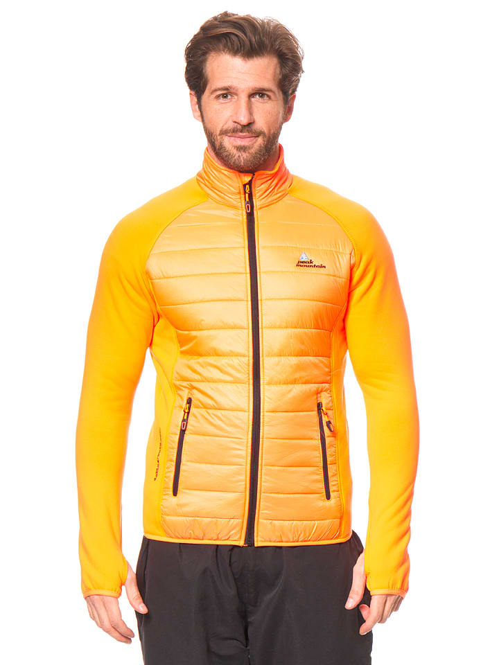 "Peak Mountain Übergangsjacke ""Cacer"" in Neonorange"