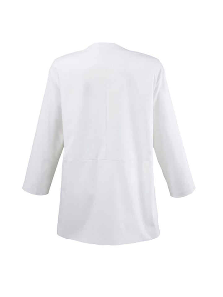 Ulla Popken Jacke in Weiß