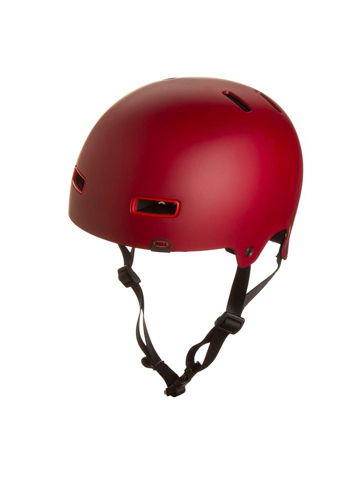 "Bell Kask rowerowy Bell ""Reflex 15"" w kolorze czerwonym"
