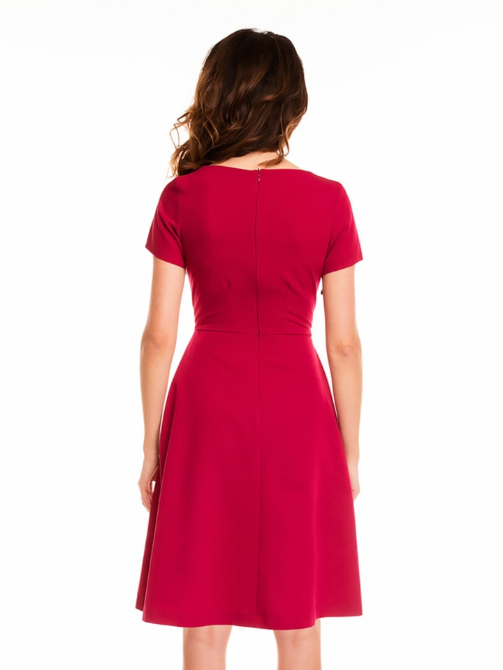 Awama Kleid in Rot