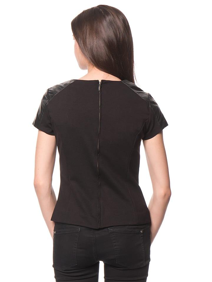 "LEKRA Fashion Shirt ""Ebony"" in Schwarz"