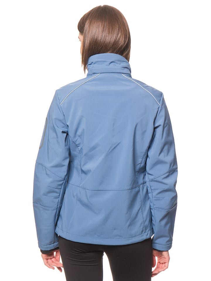 CMP Softshelljacke in Blau