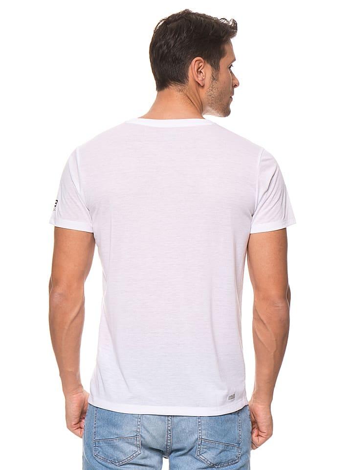 Jack & Jones TECH Shirt in Weiß