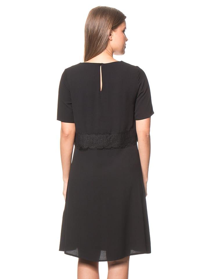 Tom Tailor Kleid in Schwarz