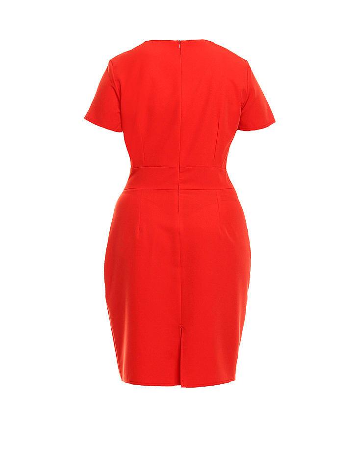 KARTES MODA Kleid in Rot