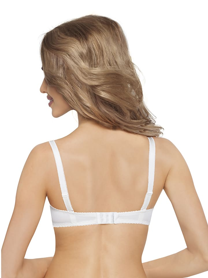 "Fernand Peril Push-up-BH ""Anette"" in Creme"