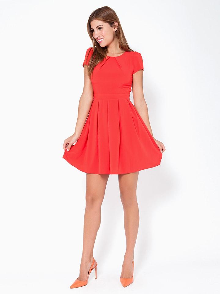 """Barbarella Kleid """"Tara"""" in Rot"""
