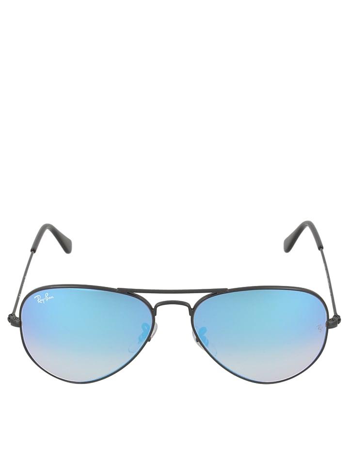 ray ban herren sonnenbrille aviator kunststoff