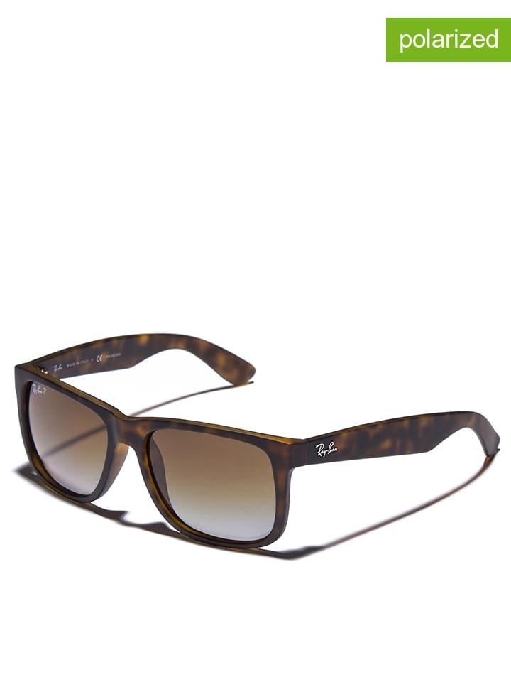 Ray Ban Unisex-Sonnenbrille Justin in Braun - 46% LLydA3oiP