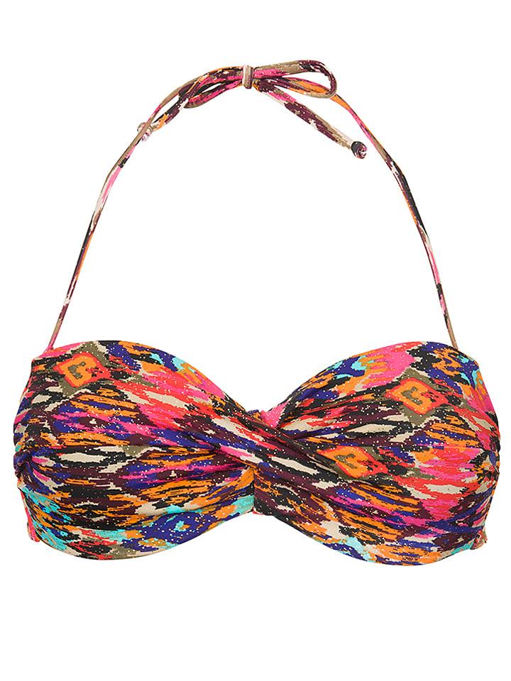 "Sapph Bikini-Oberteil ""Koko"" in Bunt"
