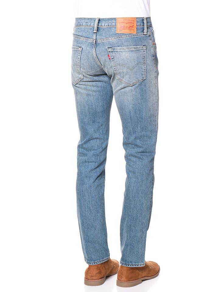 """Levi´s Jeans """"511"""" - Slim fit - in Hellblau"""