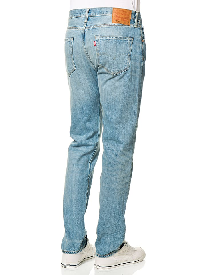 "Levi´s Jeans ""501"" - Regular fit - in Hellblau"