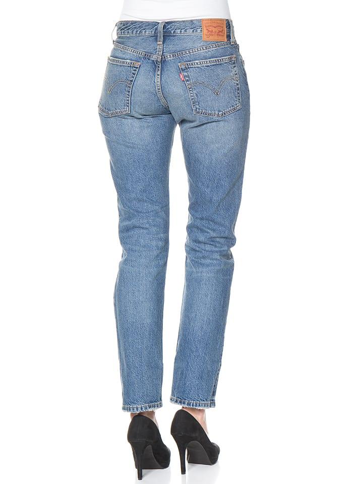 "Levi´s Jeans ""501"" - Regular fit - in Blau"