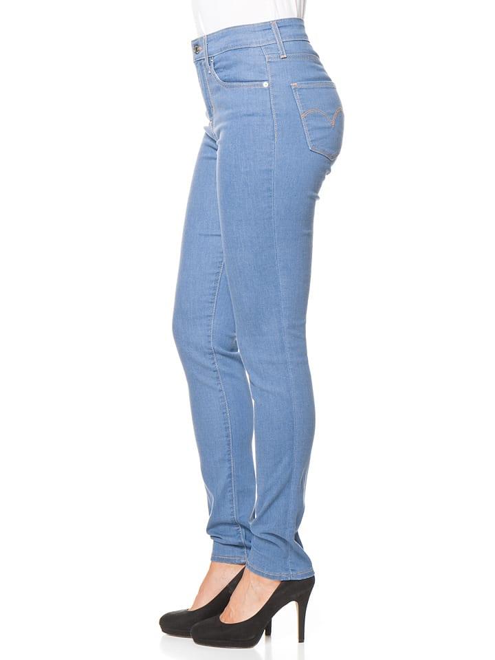 "Levi´s Jeans ""721"" - Skinny fit - in Blau"