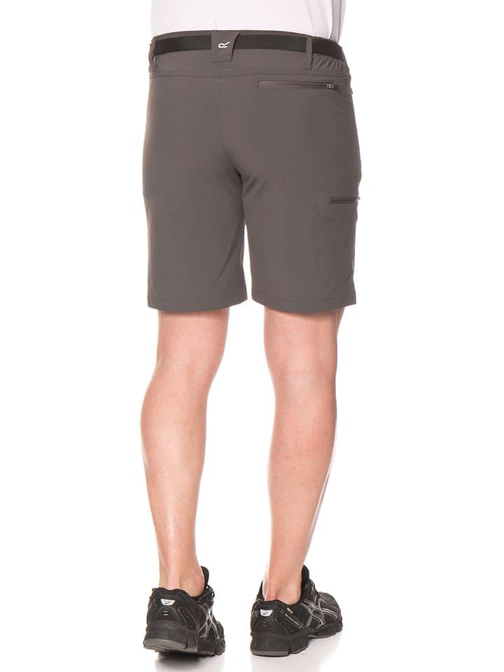 "Regatta Funktionsshorts ""Xert Str II"" in Anthrazit"