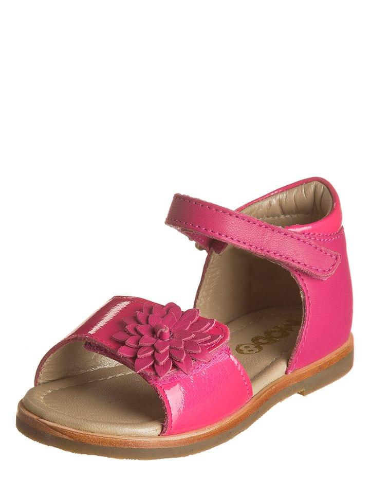 "Mod8 Leder-Sandalen ""Anetta"" in Pink"