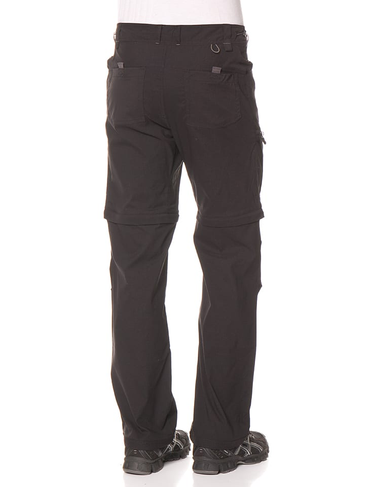 "Dare 2b Zipp-Off-Hose ""Tuned"" in Schwarz"