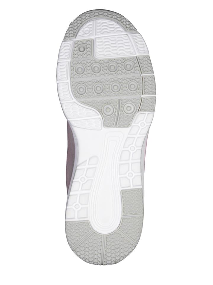 Marco Tozzi Sneakers in Rosa/ Grau