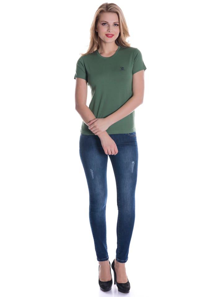 GIORGIO DI MARE Shirt in Grün