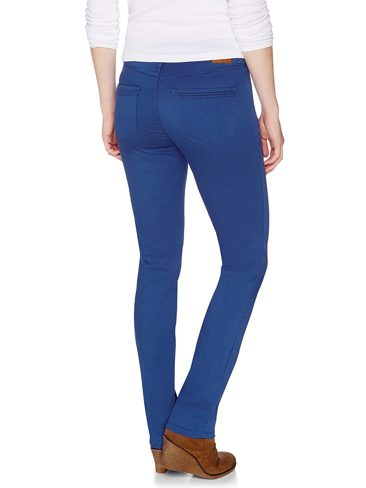 "H.I.S Jeans ""Marilyn"" - Comfort fit - in Blau"