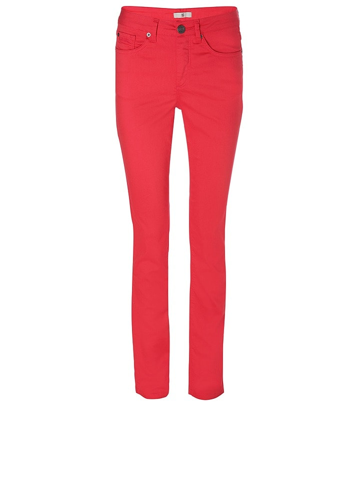 """H.I.S Jeans """"Marilyn"""" - Skinny fit - in Rot"""
