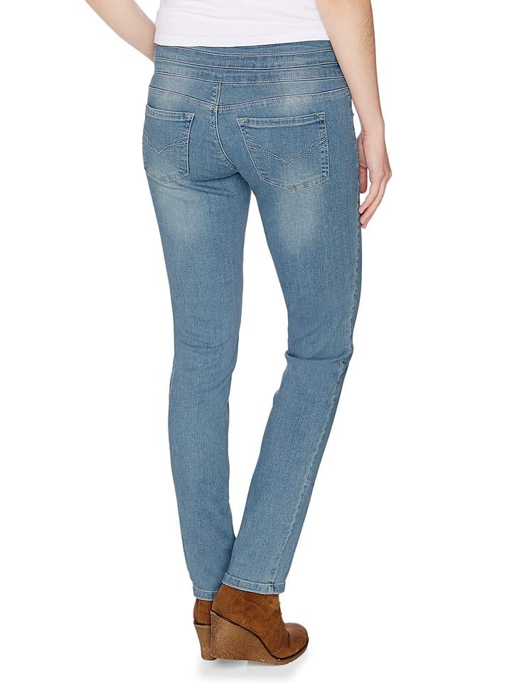 """H.I.S Jeans """"Monroe"""" - Skinny fit - in Hellblau"""