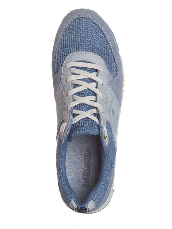 """Napapijri Sneakers """"Marit"""" in Blau"""
