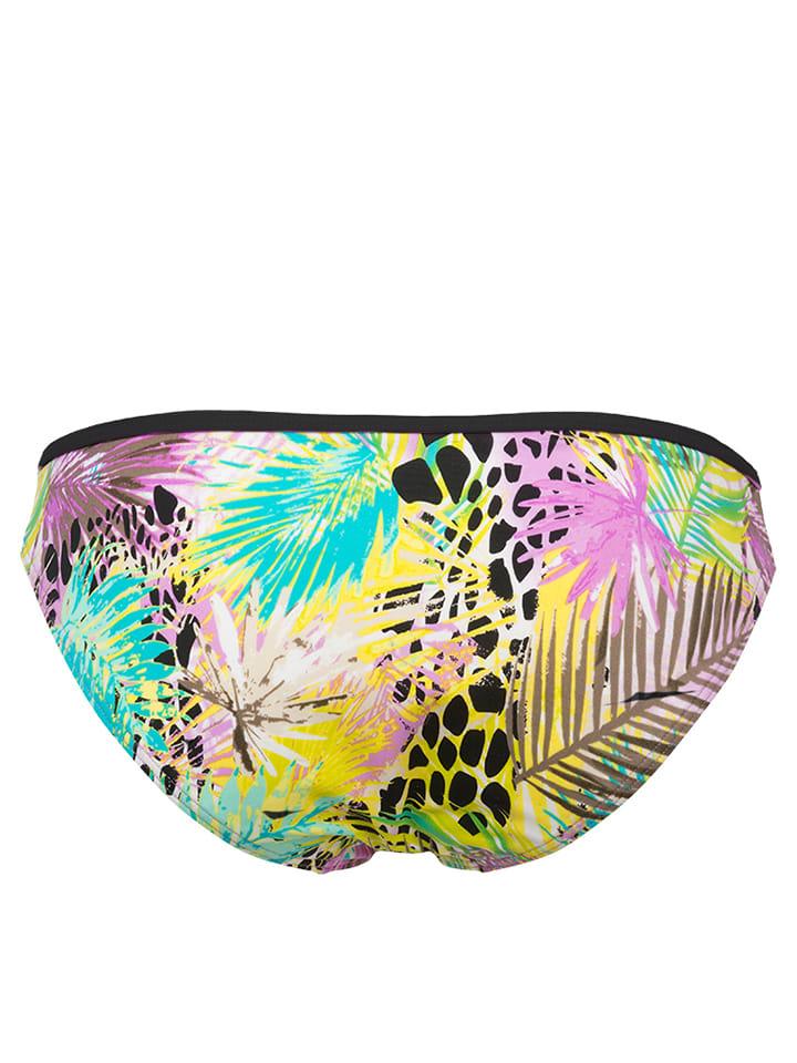 Sapph Bikini-Slip Aloha in Bunt