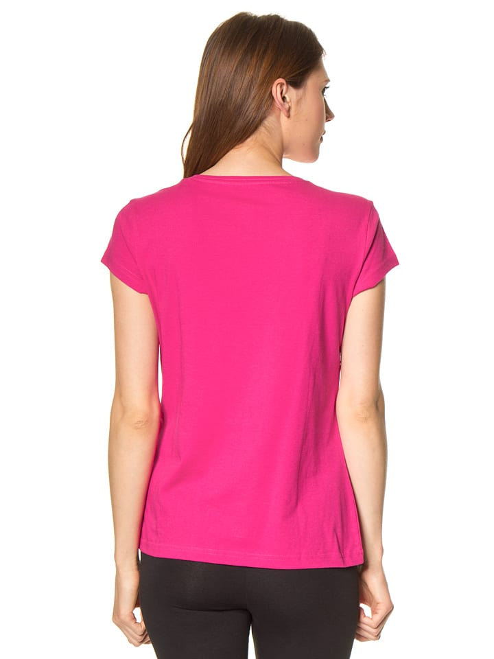 Adidas Shirt in Fuchsia