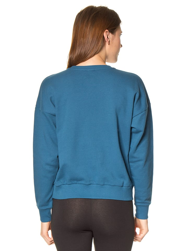 Adidas Sweatshirt in Blau