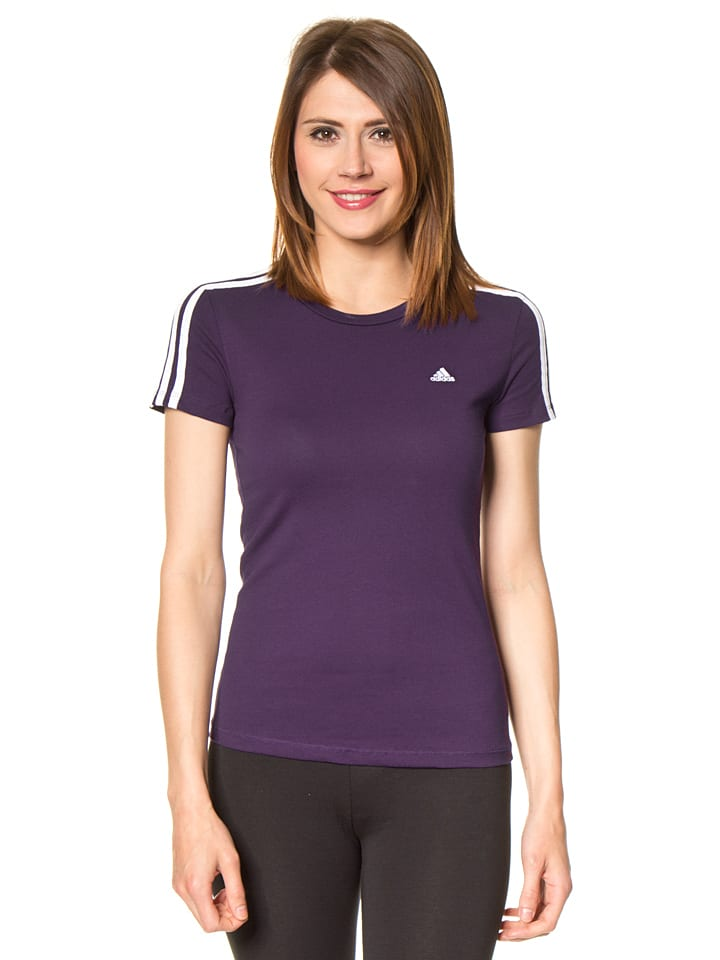 Adidas Shirt in Lila