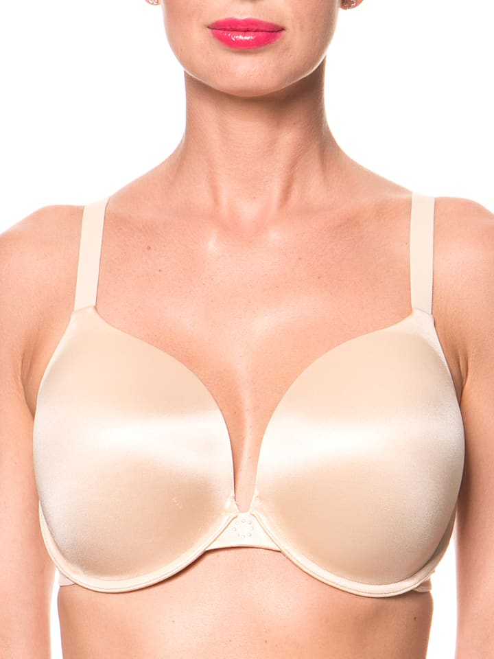 MAIDENFORM Push-up-BH in Creme