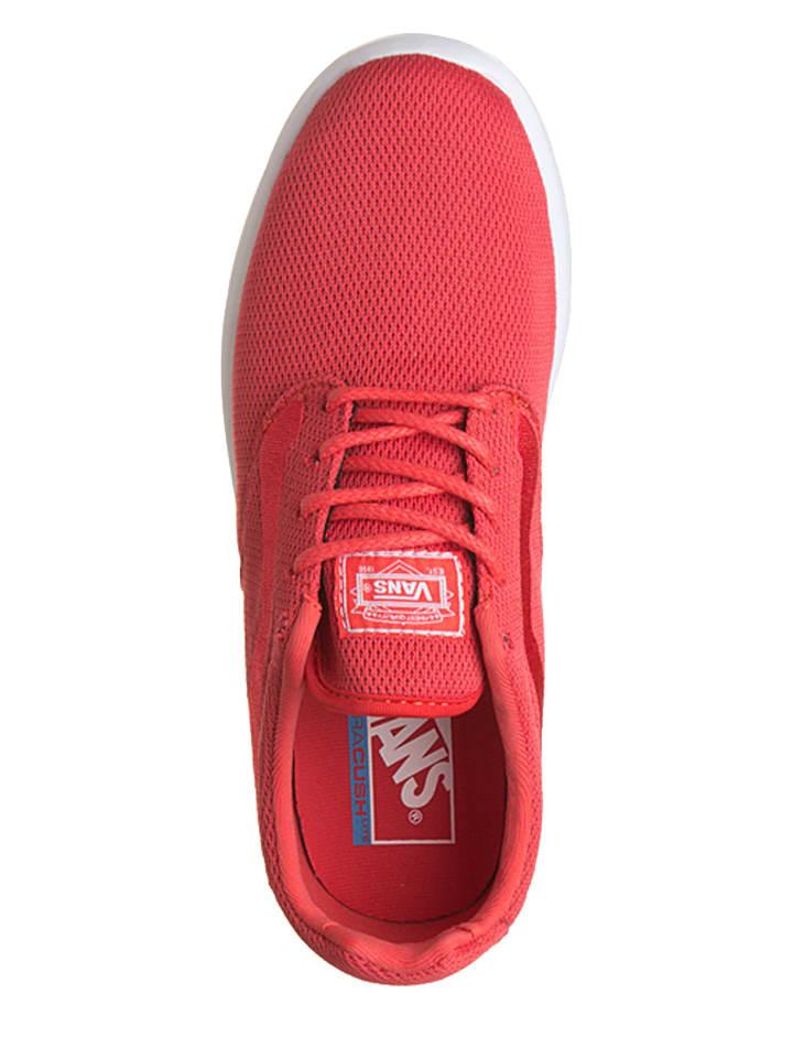 """Vans Sneakers """"Iso 1.5 +"""" in Rot"""