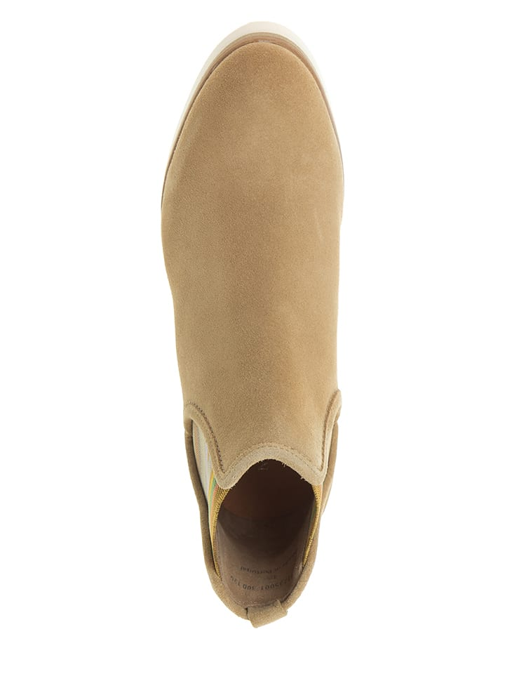Marc O'Polo Shoes Chelsea-Boots in Beige