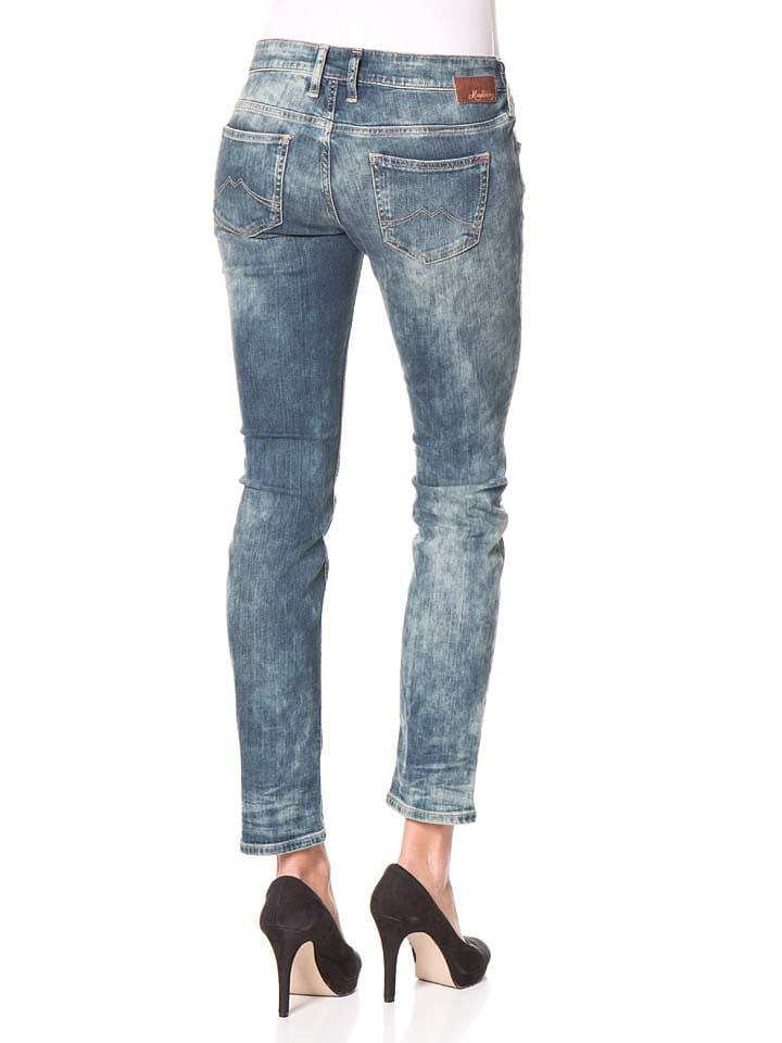 "Mustang Jeans ""Gina"" - Skinny fit - in Blau"