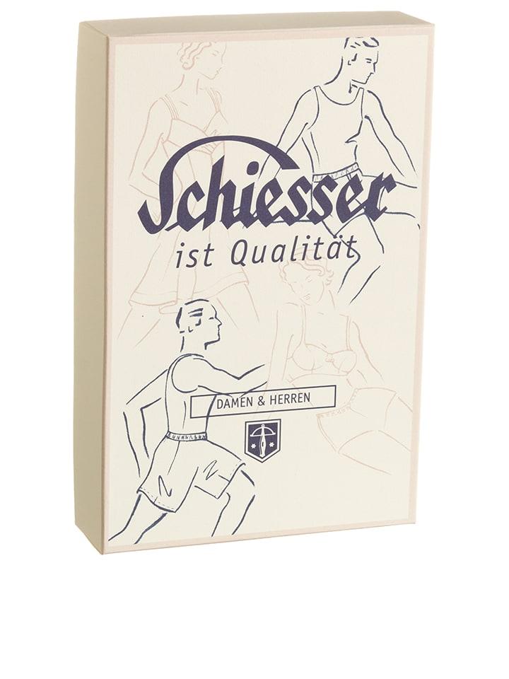 "Schiesser Revival Hose ""Bernhard"" in Khaki"