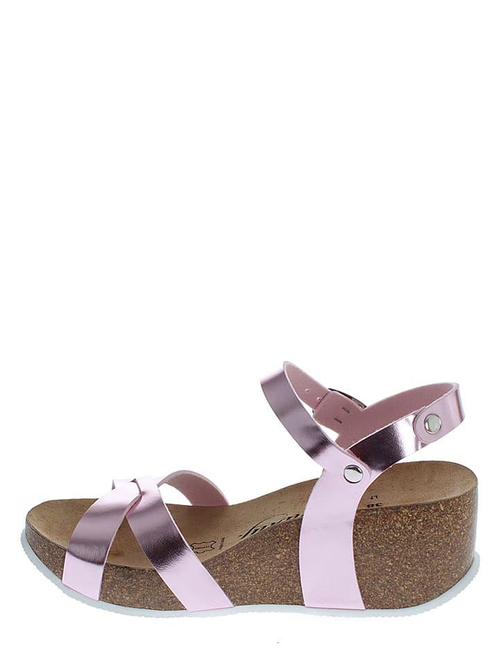 Sunbay Sandaletten in Rosa