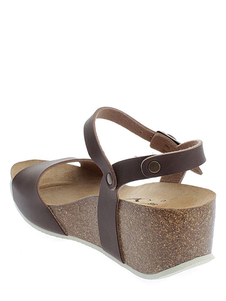 Sunbay Sandaletten in Dunkelbraun