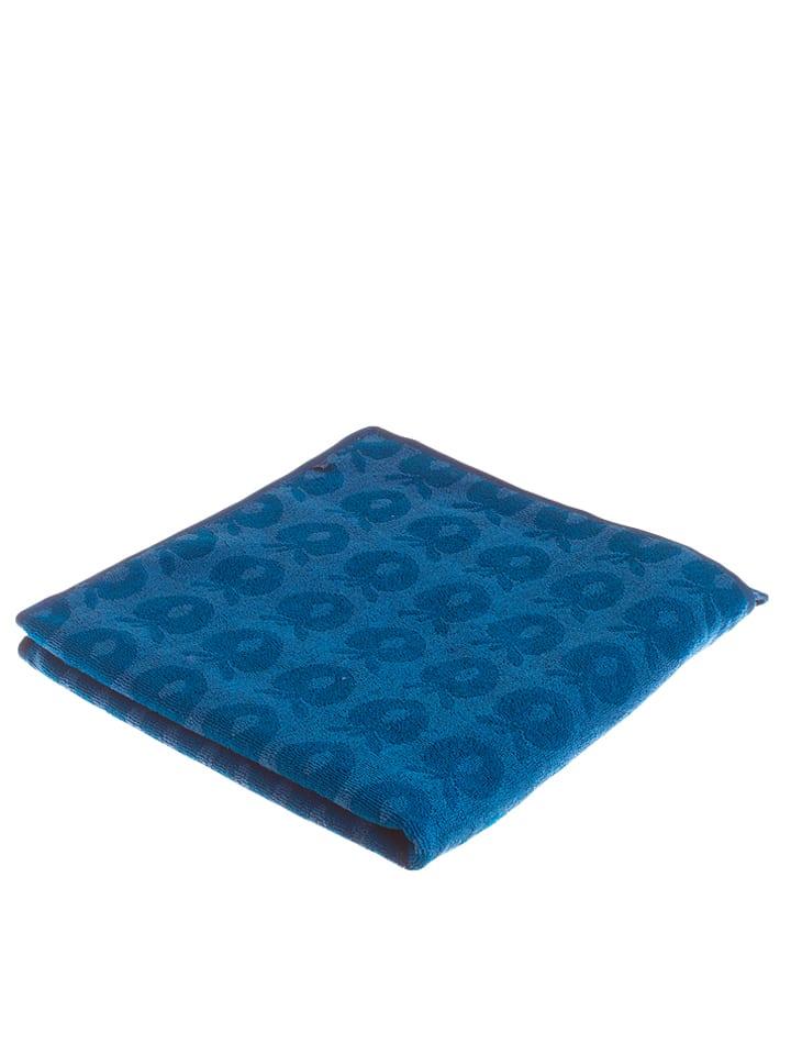 Småfolk Duschtuch in Blau - (L)140 x (B)70 cm