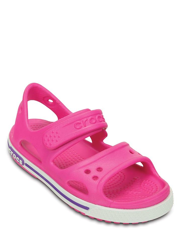 """Crocs Sandalen """"Crocband II"""" roze"""